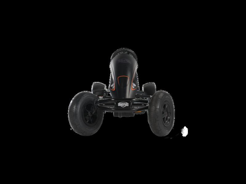 BERG Black Edition XL-BFR-3 skelter