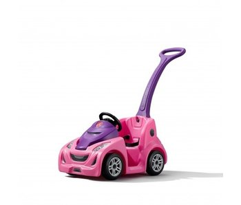 Step2 Push Around Buggy GT roze