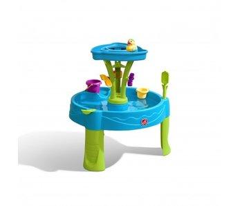 Step2 Watertafel - Summer Showers Splash Tower