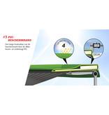 BERG Favorit Regular Trampoline 430 Grijs (incl. veiligheidsnet comfort)