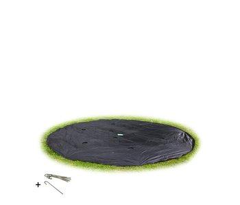EXIT Groundlevel trampoline afdekhoes 305cm