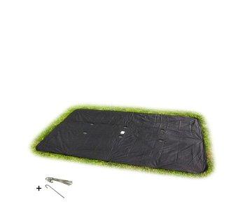 EXIT Groundlevel trampoline afdekhoes 275x458cm