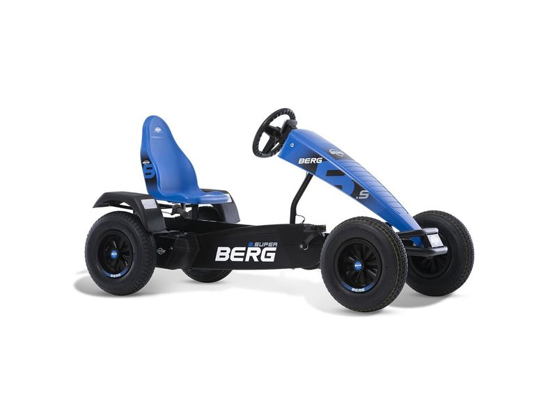 BERG B.Super Blue XXL-E-BFR skelter