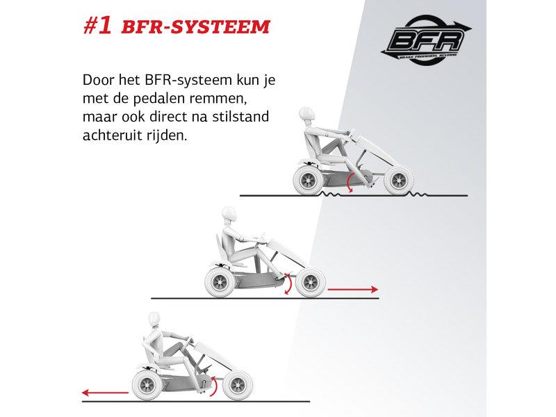BERG B.Super Red XXL-E-BFR-3 skelter