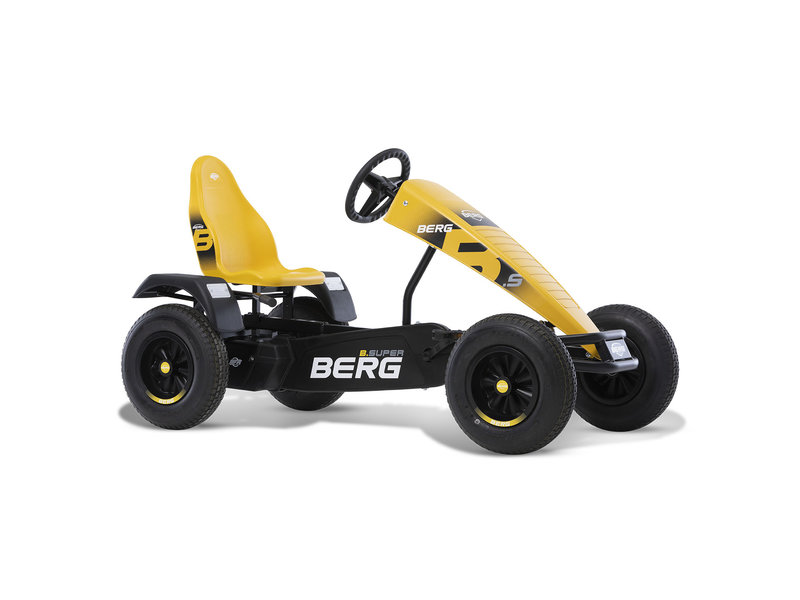 BERG B.Super Yellow XXL-E-BFR-3 skelter