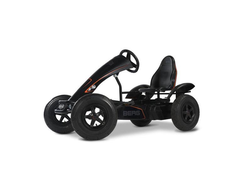 BERG Black Edition XXL-E-BFR-3 skelter