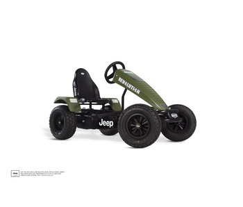 BERG Jeep® Revolution XXL-E-BFR-3
