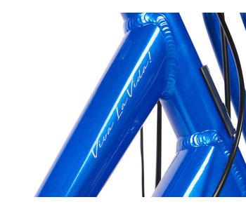 BSP La Dolce Vita Familiefiets N7 zomerblauw glans