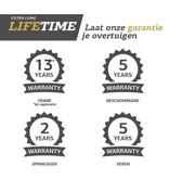 BERG Elite Regular Trampoline 430 Grijs (incl. veiligheidsnet deluxe xl)