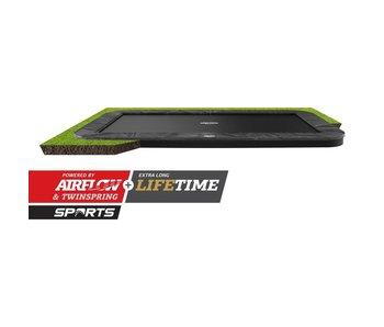 BERG Ultim Elite FlatGround 500x300 Grijs