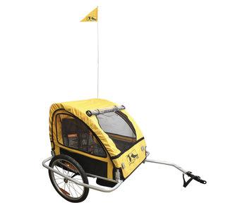 M-Wave Fietskar Carry All 2 Kinderen