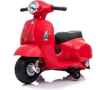 Vespa Elektrisch 12v rood