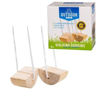 Outdoor Play Houten Loopklossen