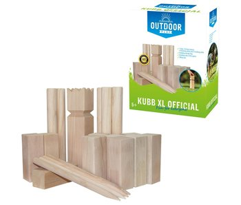 Outdoor Play KUBB XL Official