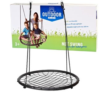 Outdoor Play Net Schommel 100 cm