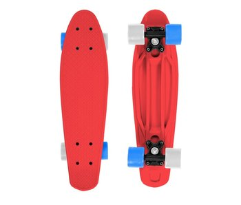 Street Surfing Fizz Skateboard Red