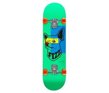 Street Surfing Fizz Skateboard Greenhound