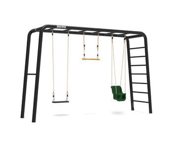 BERG Playbase 3-in-1 Large met rekstok en ladder