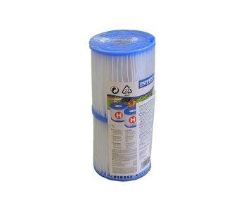 Intex Filter Cartridge H (2 stuks)