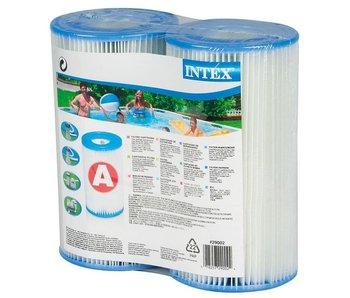 Intex Filter Cartridge A (2 stuks)