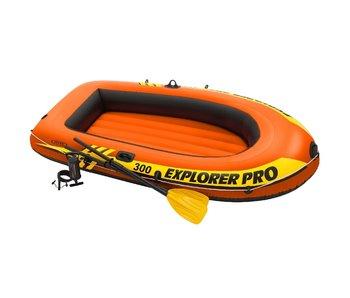 Intex Explorer Pro 300 opblaasbare boot