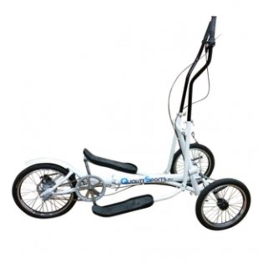 Crosstrainer fiets Street Rider 3 speed