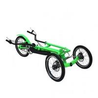 Crosstrainer fiets Street Rider 8 speed