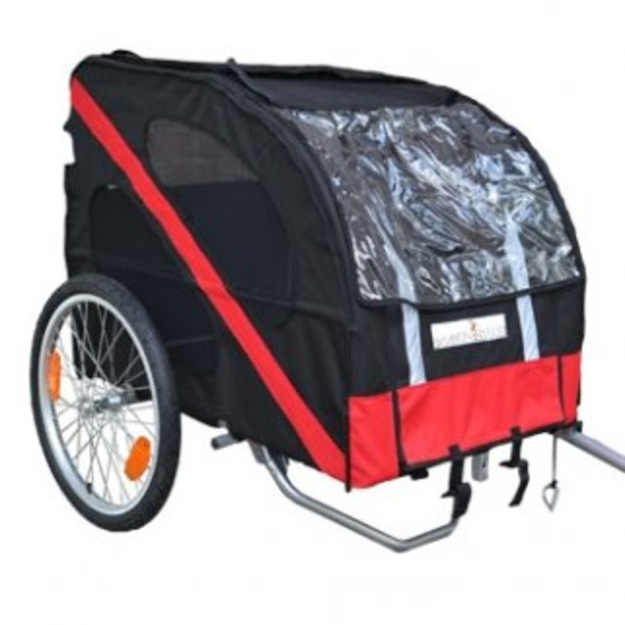Hondenfietskar Doggy Deluxe Exclusivio