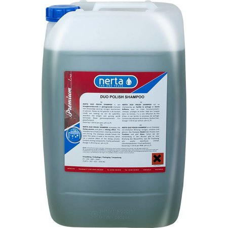Nerta DUO Polish Shampoo