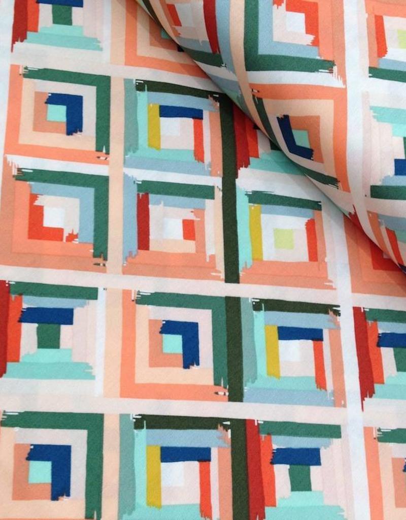 Art Gallery Katoen - Bright Colors