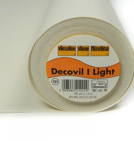 Vlieseline Versteviging - Decovil light 90cm