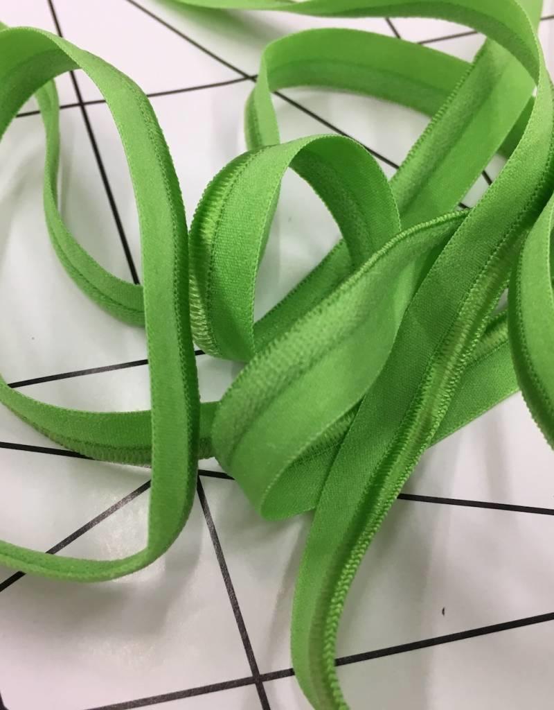 Elastische Paspel - Licht Groen