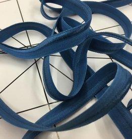 Elastische Paspel - Jeans Blauw