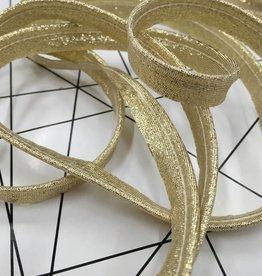 Glitter Paspel - Goud