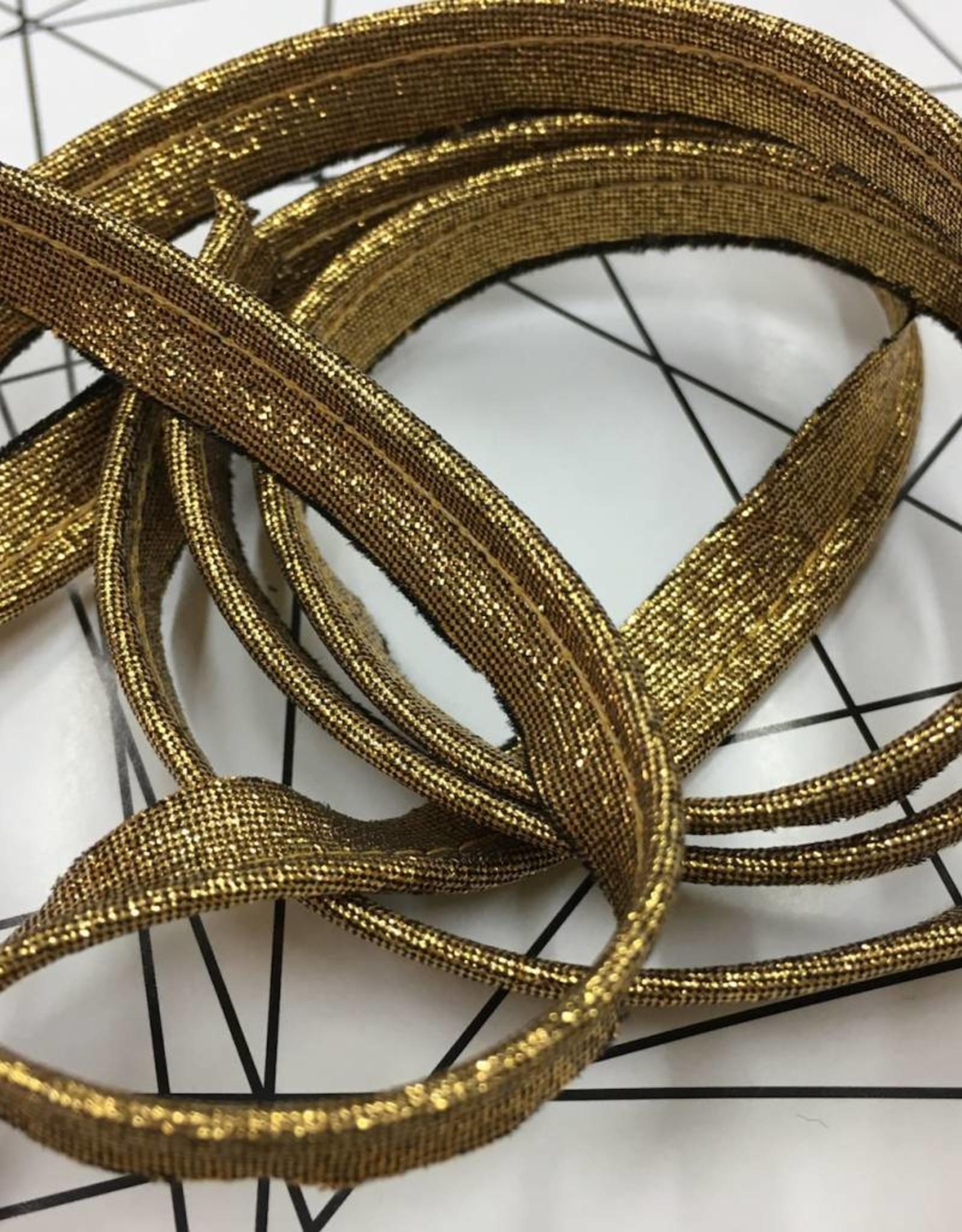 Glitter Paspel - Brons