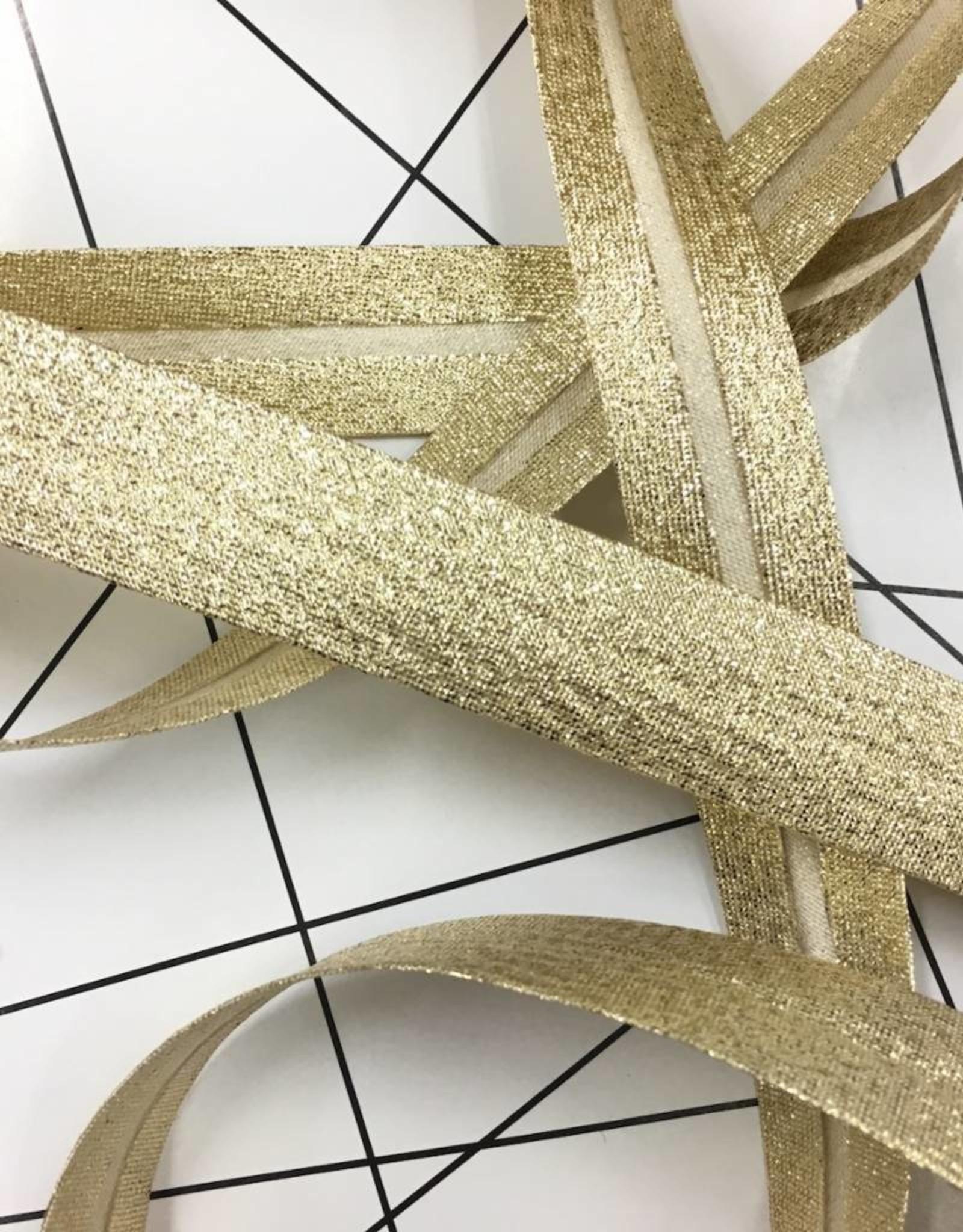Glitter Biais - Goud