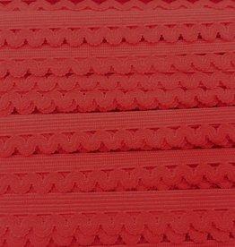 Elastische Sierlint - Rood