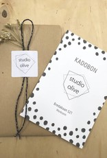 Kadobon - 50 euro