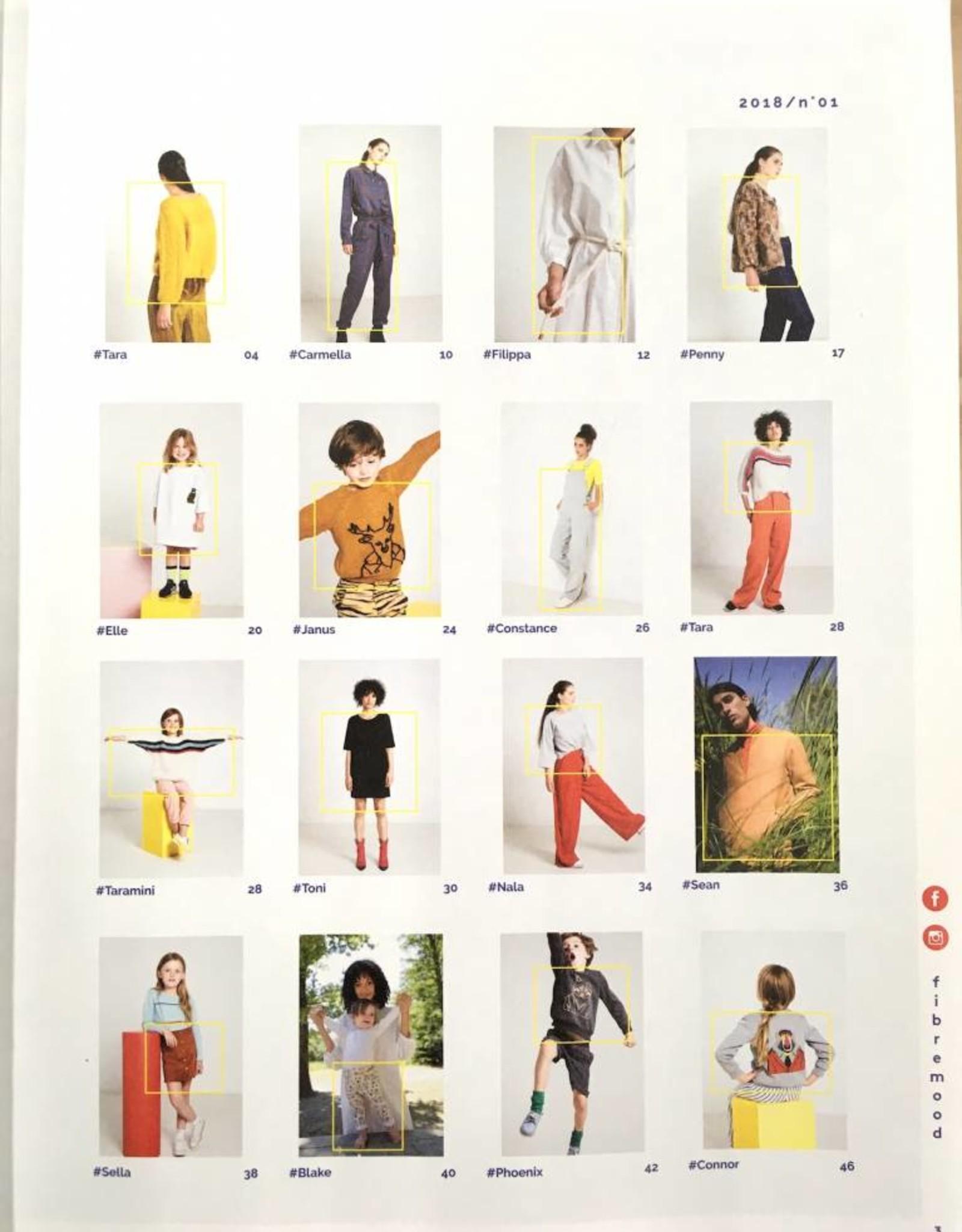 Magazine - Fibre Mood - N. 1