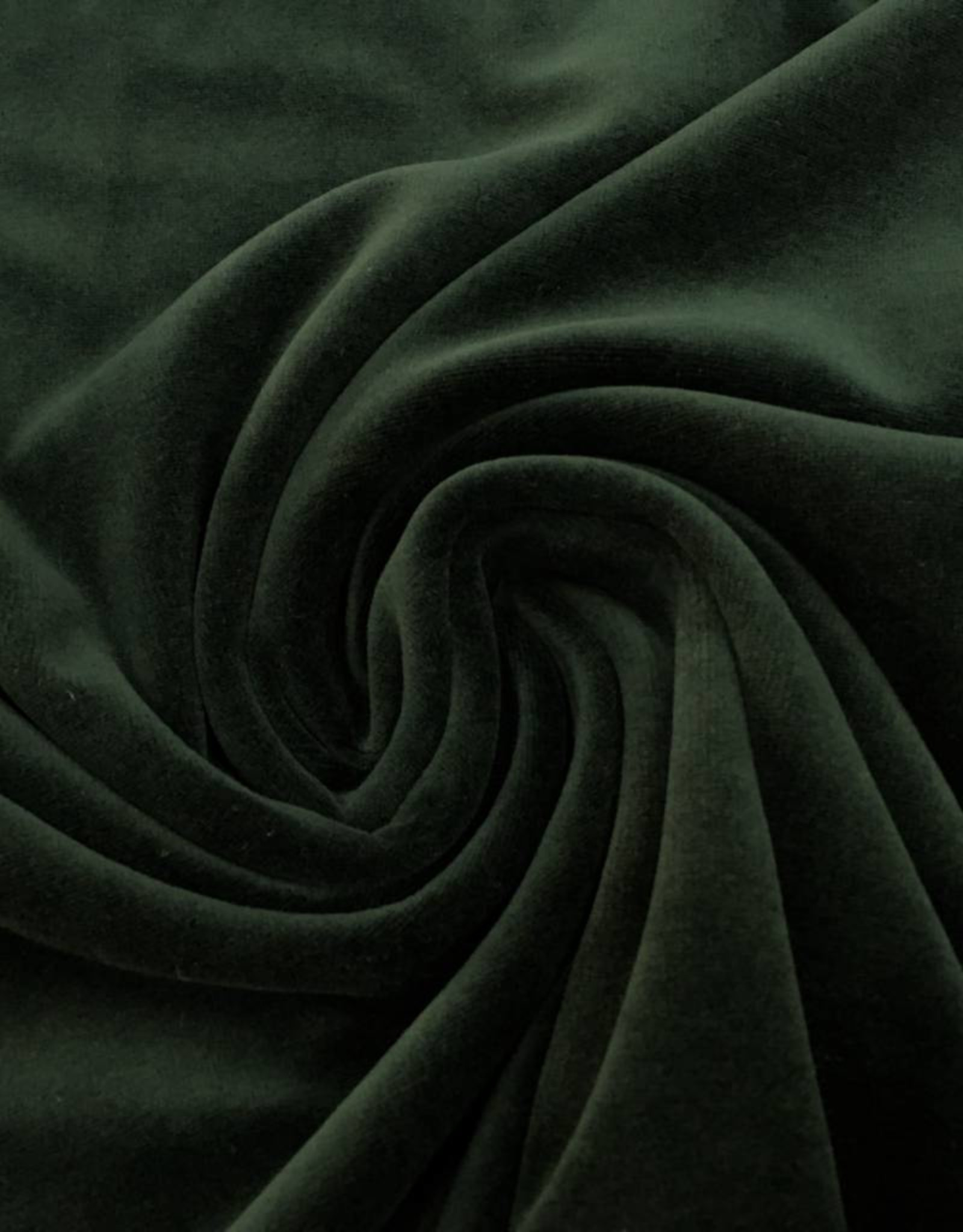 Nicky Velours - Dark Bottle Green