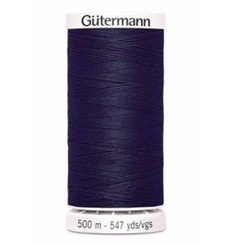 Gütermann Allesnaaigaren 500m - Marine Blauw