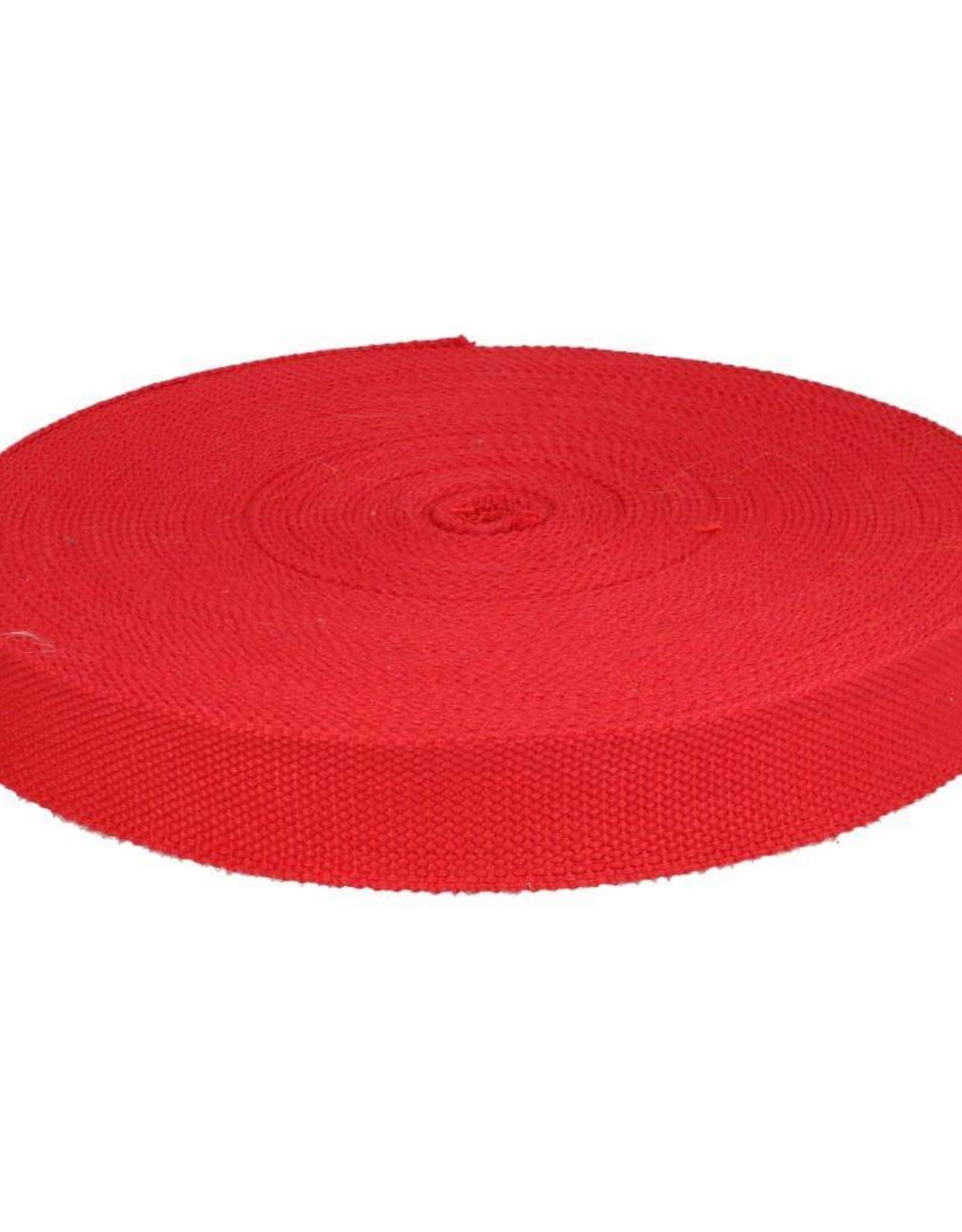 Tassenband -  Rood
