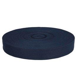 Tassenband -  Marine blauw