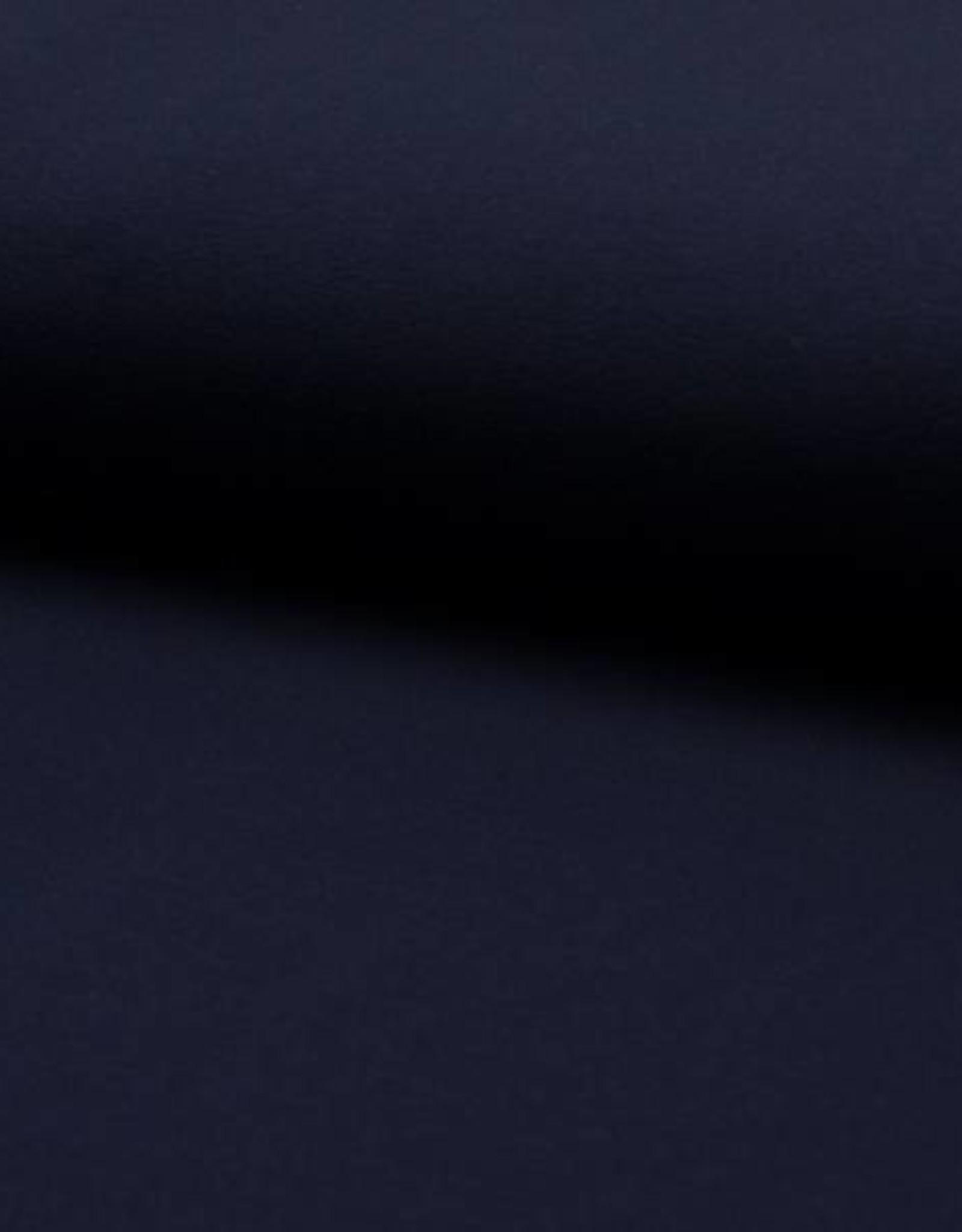 Tricot - Effen - Marine Blauw