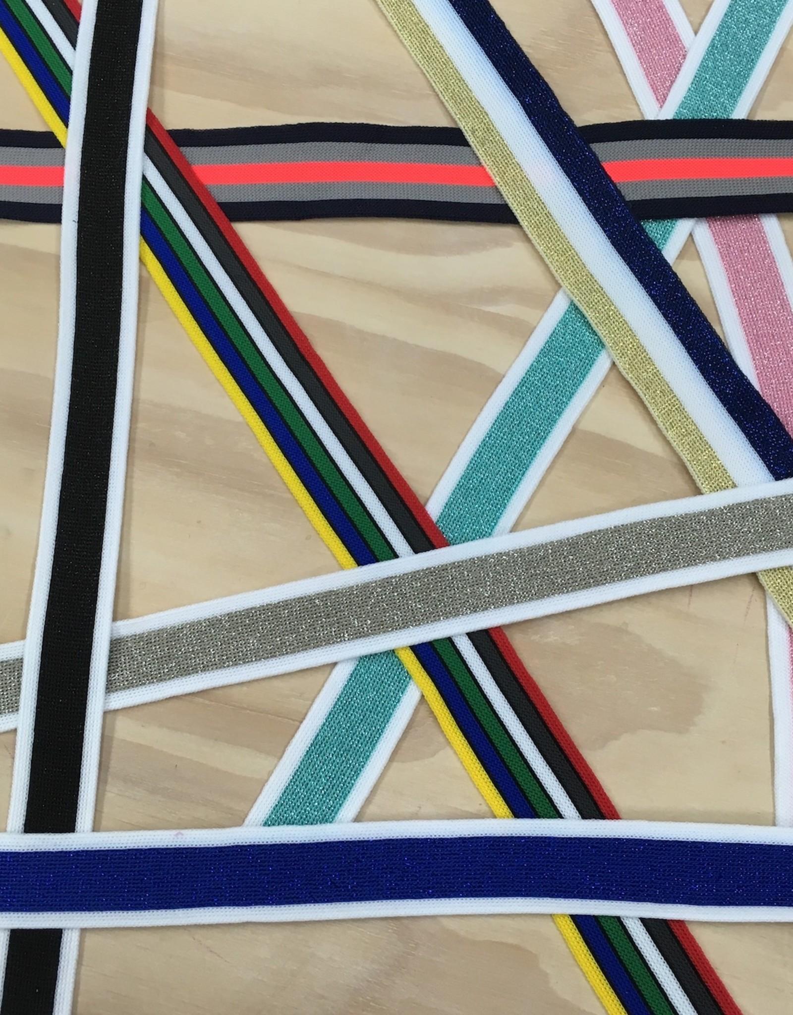 Sierlint - Broekstreep - Multicolor