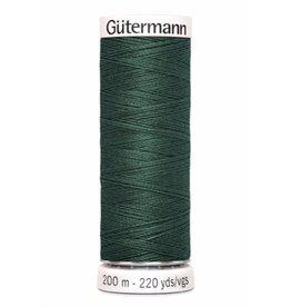 Gütermann Allesnaaigaren 200m - Zilverdengroen
