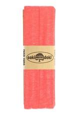 Oaki Doki Biais - Tricot - Neon Rose gemêleerd