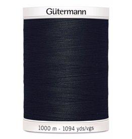 Gütermann Allesnaaigaren 1000m - Zwart