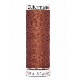 Gütermann Allesnaaigaren 200m - Spice Brown