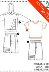 abracadabra Patroon - Abracadabra 204 – tshirt - short - hoodie
